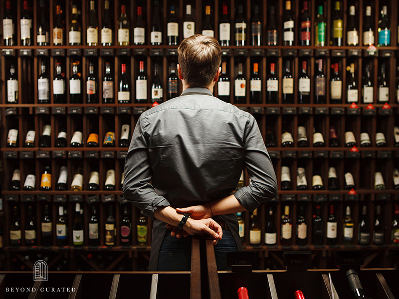 The Art Of The Sommelier
