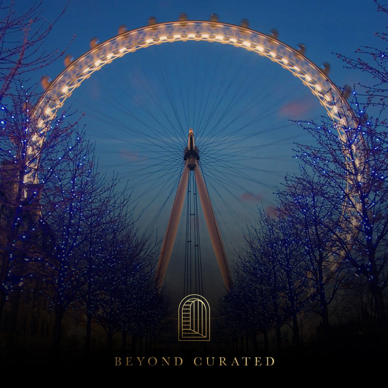 Experience The Magic Of London At Night